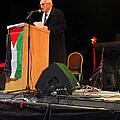 Bethlehem Mayor Dr. Victor Batarseh by Munir Alawi