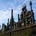 Bethlehem Steel by Angela Angermaier