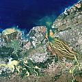 Betsiboka Estuary, Madagascar by Planetobserver