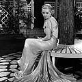 Bette Davis In The 1930s by Everett