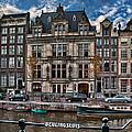 Beulingsluis. Amsterdam by Juan Carlos Ferro Duque