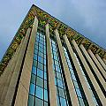 Beverly Hills Building by Russ Harris