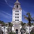 Beverly Hills Spanish Renaissance City by Everett