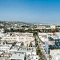 Beveryly Hills Panoramic by Josh Whalen