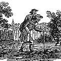 Bewick: Man Carrying Man by Granger