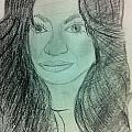 Beyonce  by Charita Padilla
