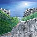 Beyond The Rock by Debbie Levene