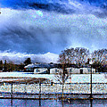 Bhs Softball Field Winter 2012 Full by Terence Morrissey