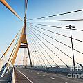 Bhumipol Bridge by Atiketta Sangasaeng