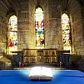 Bible In Church by John Short