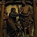 Biblical Scene At Notre Dame Paris by Manuela Constantin