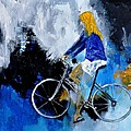 Bicycle 77 by Pol Ledent
