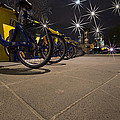 Bicycle Lane by Douglas Barnard