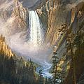 Bierstadt: Yellowstone by Granger