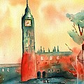Big Ben    Elizabeth Tower by Sharon Mick