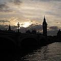 Big Ben by Emre Uluckan