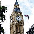 Big Ben by Jim Pruett