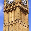 Big Ben by Roberto Alamino