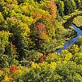 Big Carp River 3 by John Brueske
