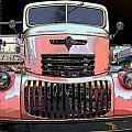Big Chevy Rig by David Lee Thompson