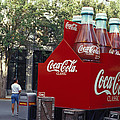Big Cokes At Disney's Hollywood Studios by Carl Purcell