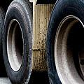 Big Fat Tires by Lorraine Devon Wilke