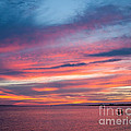 Big Florida Sunset by Stephen Whalen