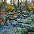 Big Hunting Creek Upstream From Cunningham Falls by Mark Dodd