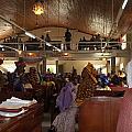 Big Nigerian Church In Lagos by Amy Hosp