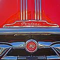 Big Red Pontiac by Randy Harris