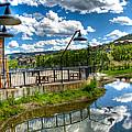 Big Sky Ski Resort II by Jon Berghoff