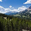 Big Sky Ski Trails by Jon Berghoff