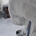 Big Snowfall by Elaine Mikkelstrup