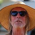 Big Straw Hat by Eric Tressler