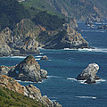 Big Sur Coast by Gregory Scott
