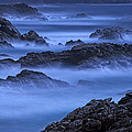 Big Sur Mist by William Freebillyphotography