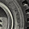 Big Wheel by Patrick M Lynch
