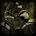Bike Graveyard by Jerry Golab