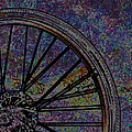 Bike Wheel 2 by J erik Leiff