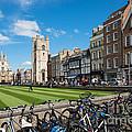 Bikes Cambridge by Andrew  Michael