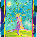 Bilabo Tree  by First Star Art