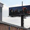 Billboard Art Project 2011 by Andy  Mercer
