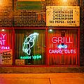 Billy Goat Tavern by Claude Taylor