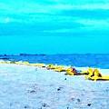 Biloxi Beach by Scott Crump