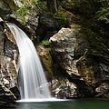 Bingham Falls Stowe Vermont by Stephanie McDowell