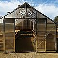 Biodynamic Greenhouse by Blake Webster