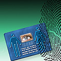 Biometric Id Card by Victor Habbick Visions