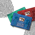 Biometric Id Cards by Victor Habbick Visions