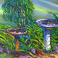 Bird Baths by Diane Quee