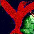 bird of Superman by Mathieu Lalonde